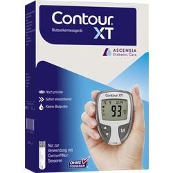 CONTOUR XT SET MG/DL